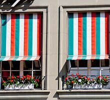 Awnings in germany by KSKphotography