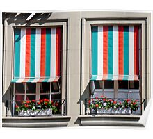 Awnings in germany Poster