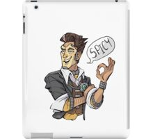 Spicy Jack iPad Case/Skin