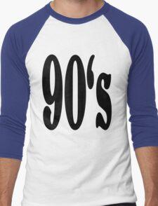 90's Men's Baseball ¾ T-Shirt