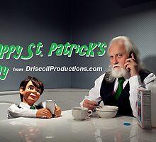 Happy St. Patrick's Day by SantaXmas
