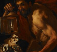 Diogenes by Bridgeman Art Library