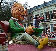 Carnival in Bergen op Zoom by Janone