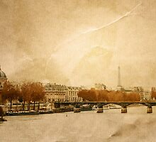 beautiful retro style paris france by ilolab