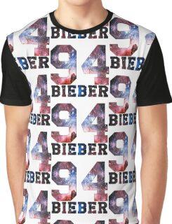 BIEBER 94 Galaxy, nebula #2 Graphic T-Shirt