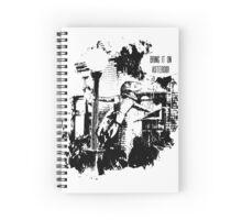 Extinction:) Spiral Notebook