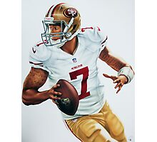 Colin Kaepernick Photographic Print