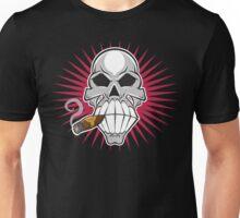 Smokin' Skull Unisex T-Shirt
