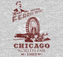 The amazing Ferris Wheel! T-Shirt