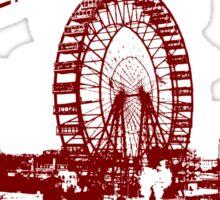 The amazing Ferris Wheel! Sticker