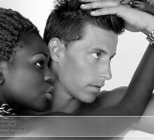 Interracial relationship by Mirene Igwabi