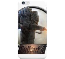 Fallout 4 Design iPhone Case/Skin