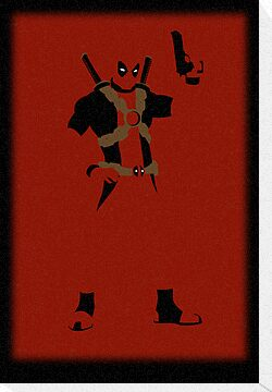 Deadpool Shapes C by Akuma91