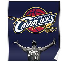 Cleveland Cavaliers Merchandise Poster