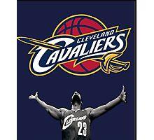 Cleveland Cavaliers Merchandise Photographic Print