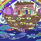 Noah´s Ark by Krokokaro