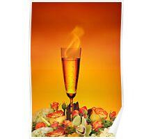 A Fiery Tipple Poster