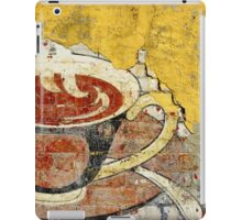 Retro Advertising (Tea Cup) iPad Case/Skin