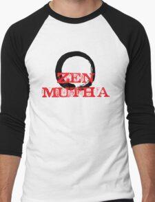 Zen Mutha Men's Baseball ¾ T-Shirt