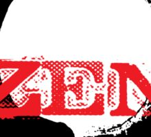 Zen Mutha Sticker