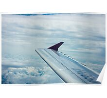 Airplane winglet II Poster