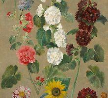Untitled (Flowers) by Bridgeman Art Library