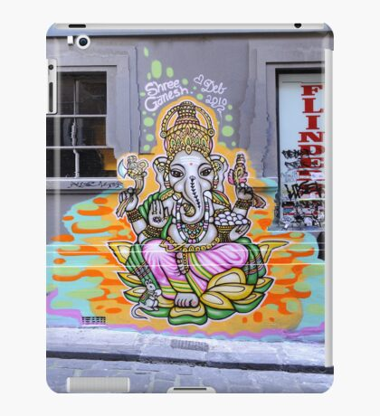 Ganesh Graffiti iPad Case/Skin