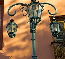Street Light of La Boca by Sciuridae