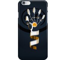 Ribbon Device (contrast) iPhone Case/Skin