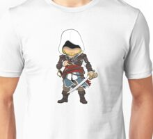 Pirate Assassin Unisex T-Shirt
