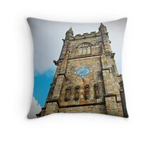 """"""" A Tower with History"""" Throw Pillow"""