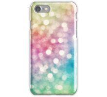 Rainbow Sparkles iPhone Case/Skin
