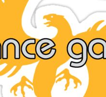 Advance Gamers Sticker