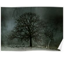 midwinter tree Poster