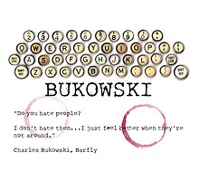 Bukowski - People by Rebel Rebel