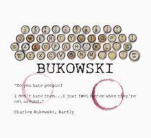 Bukowski - People T-Shirt