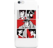 Lupin - Pop Art iPhone Case/Skin