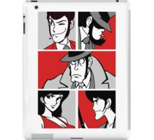 Lupin - Pop Art iPad Case/Skin