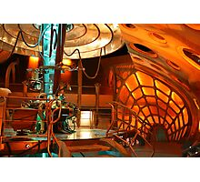 Doctor Who Tardis Interior Photographic Print