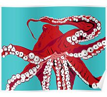 Where are the Octopus at? by Matt Cox Poster