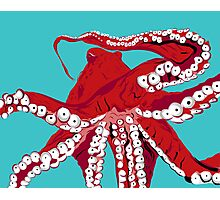 Where are the Octopus at? by Matt Cox Photographic Print