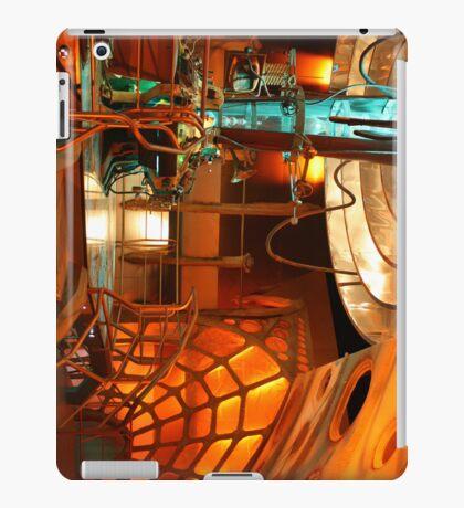 Doctor Who Tardis Interior iPad Case/Skin