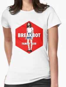 Breakbot - Family Club Womens Fitted T-Shirt