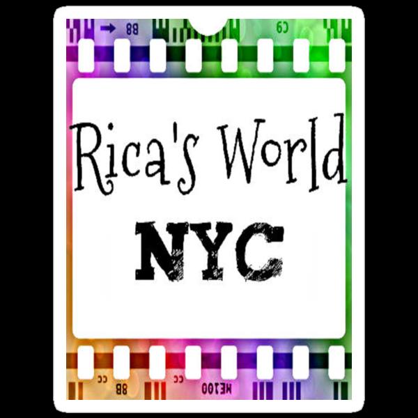 Rica's World NYC Logo by RickiCharlie666