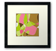 Combine Yours Framed Print