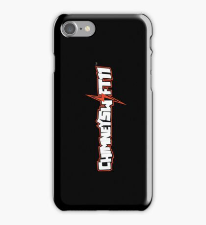 ChimneySwift11™ iPhone/iPod Touch Case - Black Vertical iPhone Case/Skin
