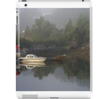 Mirrored morning iPad Case/Skin