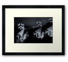 Three Witches VRS2 Framed Print