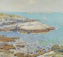 Isles of Shoals, 1899  by Bridgeman Art Library