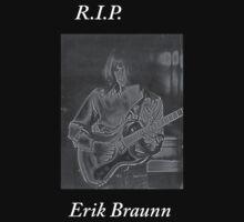 R.I.P. Erik Braunn by mirjenmom